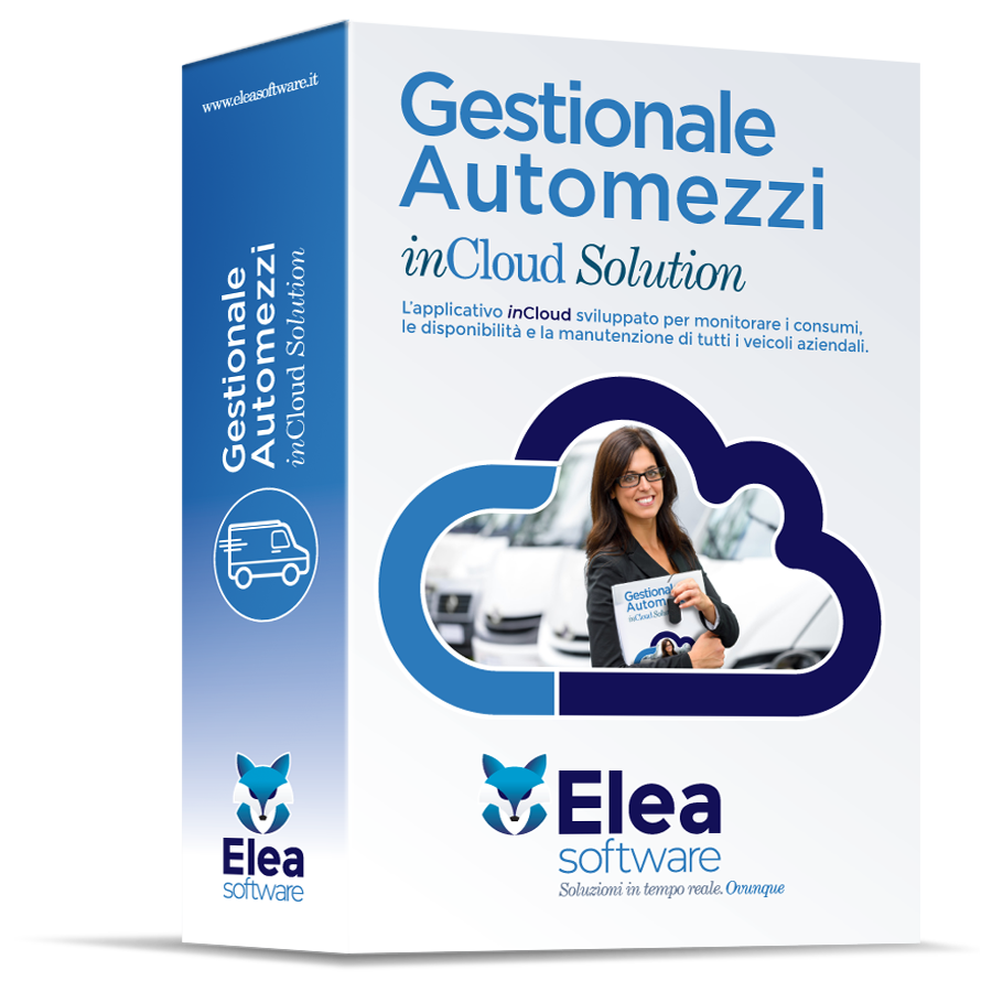 Applicativi Elea Software incloud gestionali auromezzi 2020